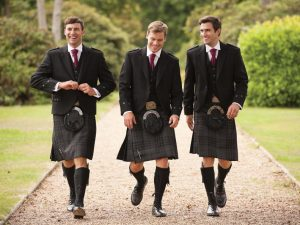 Chaplins Formal Hire Highland Kilt